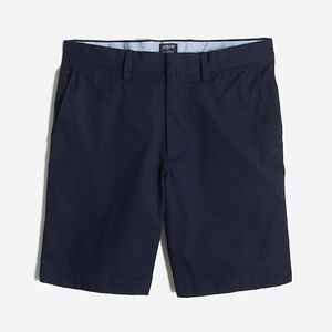 Men's J Crew Gramercy shorts - Navy 36